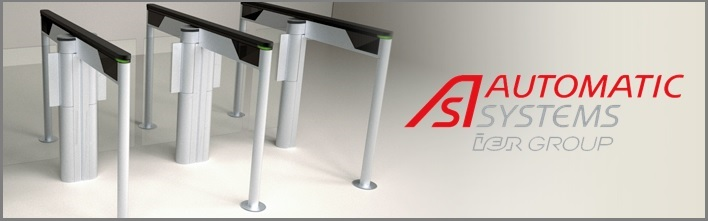 Automatic Systems Turnstile Banner