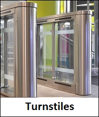 Turnstile Maintenance