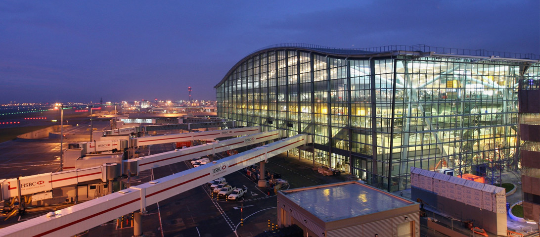 Heathrow Airport Case Study